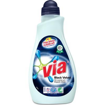 VIA Black Velvet Liquid Detergent 880ml
