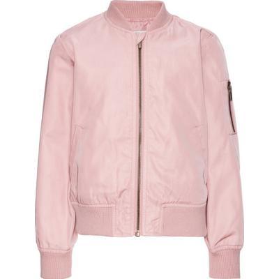 Name It Mini Nitmaryam Bomber Inspired Jacket - Pink/Rose Tan (13136508)