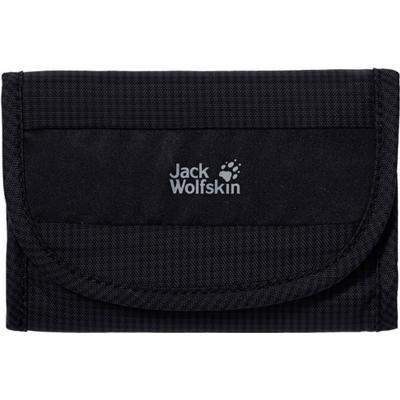 Jack Wolfskin Cashbag Wallet - Black (8002281-6000)