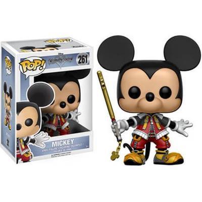 The Puppet Company Pop! Disney Kingdom Hearts Mickey