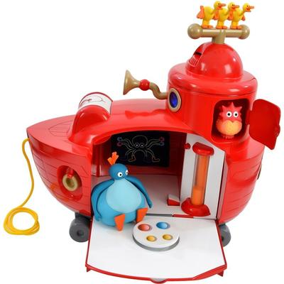 Golden Bear Twirlywoos Big Red Boat