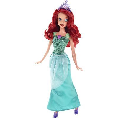 Mattel Disney Princess Sparkling Princess Ariel Doll