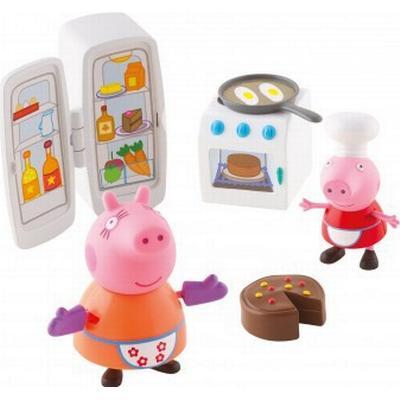 Peppa Pig Classic Kitchen Playset