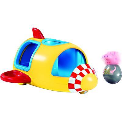 Peppa Pig Weebles Rocking Rocket