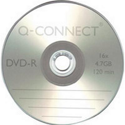 Q-CONNECT DVD-R 4.7GB 16x Spindle 25-Pack