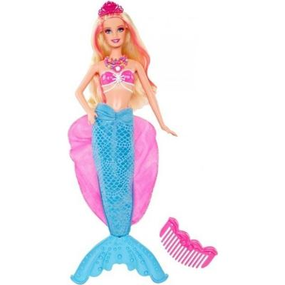Mattel Barbie the Pearl Princess Lumina Doll