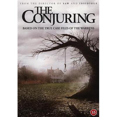 The conjuring (DVD) (DVD 2013)