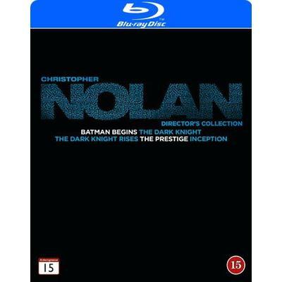 Christopher Nolan 5-film collection (7Blu-ray) (Blu-Ray 2014)