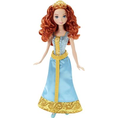 Mattel Disney Princess Sparkling Princess Merida Doll