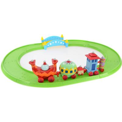 Golden Bear In the Night Garden Ninky Nonk Train & Track Set