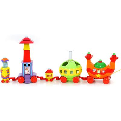 Golden Bear In the Night Garden Ninky Nonk Musical Activity Train
