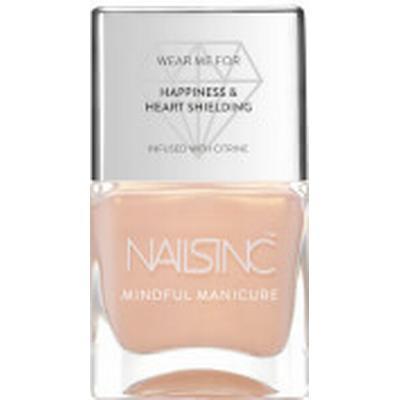 Nails Inc The Mindful Manicure Future's Bright Nail Polish 14ml
