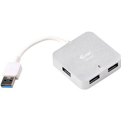 I-TEC U3HUBMETAL402 5-Port USB 3.0/3.1 Extern