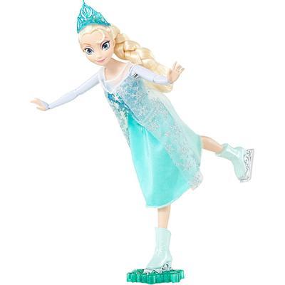 Mattel Disney Frozen Ice Skating Elsa Doll
