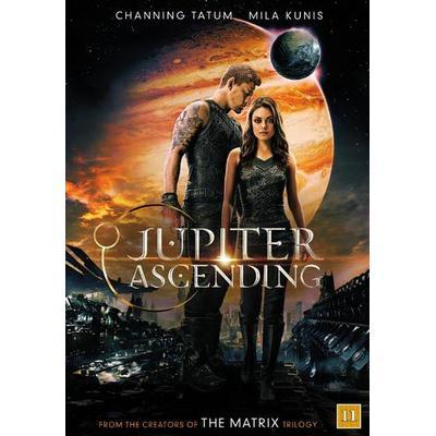 Jupiter ascending (DVD) (DVD 2015)