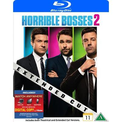 Horrible bosses 2: Extended cut (Blu-ray) (Blu-Ray 2014)