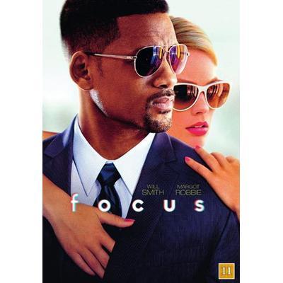 Focus (DVD) (DVD 2014)