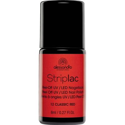 Alessandro Striplac #12 Classic Red 8ml