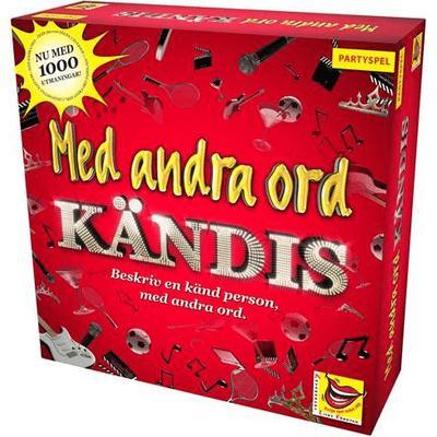 ALF Med Andra Ord Kändis (Svenska)