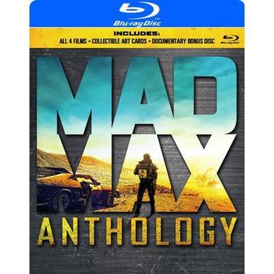 Mad Max - Fury Road Anthology (5Blu-ray) (Blu-Ray 2015)