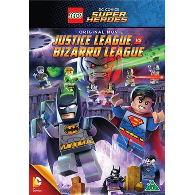 Lego Batman: Justice league vs Bizarro league (DVD) (DVD 2014)