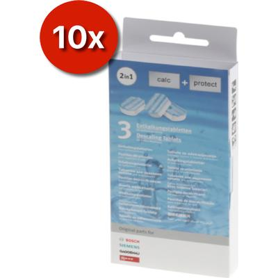 Siemens Descaling TZ80002 Cleaning Tablet 10-pack