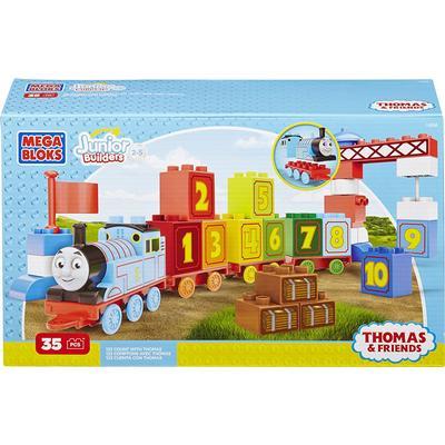 Mega Bloks 123 Thomas Learning Train