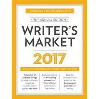 Writer's Market 2017 (Pocket, 2016)