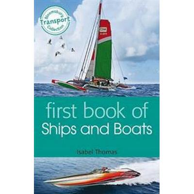 First book of ships and boats (Pocket, 2014)
