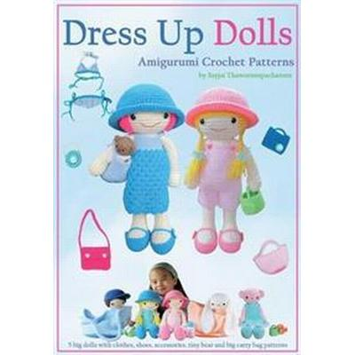Dress Up Dolls Amigurumi Crochet Patterns (Häftad, 2014)