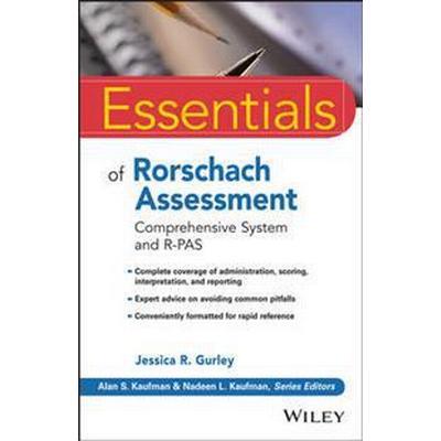 Essentials of Rorschach Assessment: Comprehensive System and R-Pas (Häftad, 2016)