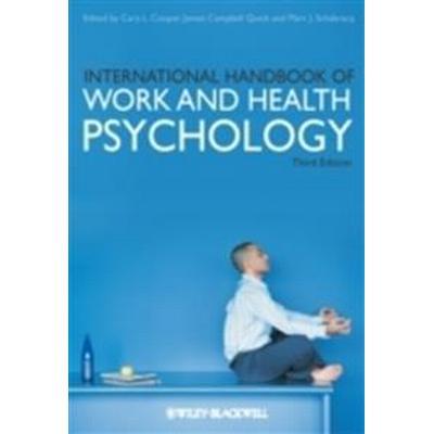 International Handbook of Work and Health Psychology (Inbunden, 2010)