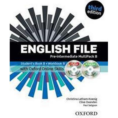 English File third edition: Pre-intermediate: MultiPACK B with Oxford Online Skills (Övrigt format, 2013)