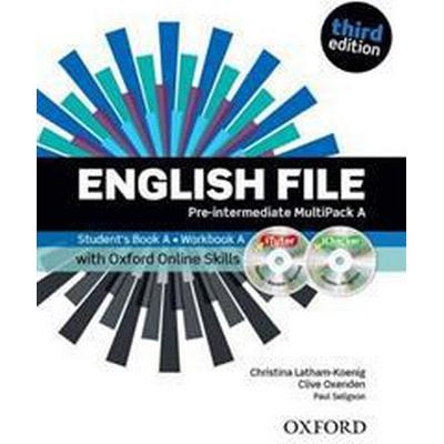 English File third edition: Pre-intermediate: MultiPACK A with Oxford Online Skills (Övrigt format, 2013)