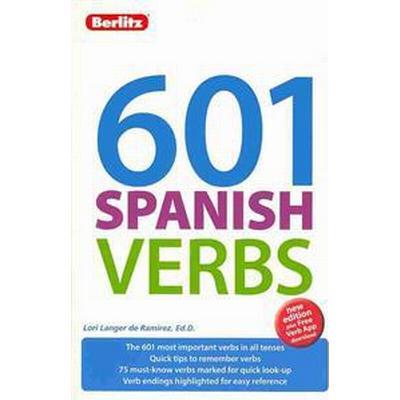 601 Spanish Verbs (Häftad, 2013)