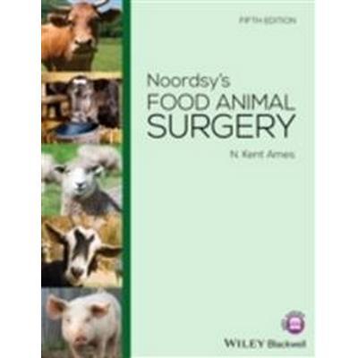 Noordsy's Food Animal Surgery (Häftad, 2014)