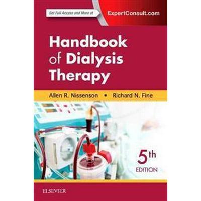 Handbook of Dialysis Therapy (Pocket, 2016)
