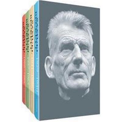 The Letters of Samuel Beckett 4 Volume Hardback Set (Övrigt format, 2016)