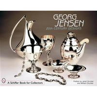 Georg jensen - 20th century designs (Inbunden, 2002)