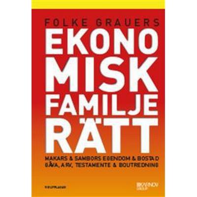 Ekonomisk familjerätt (Häftad, 2016)