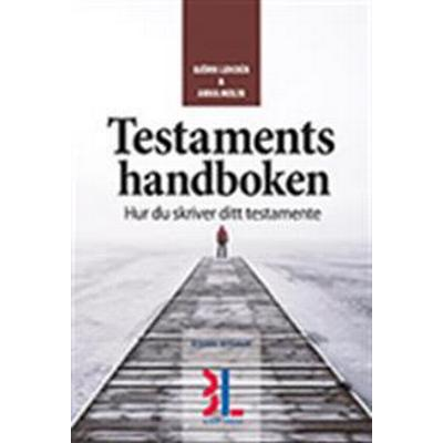 Testamentshandboken (Häftad, 2016)