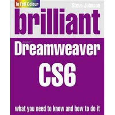Brilliant Dreamweaver CS6 (Häftad, 2012)