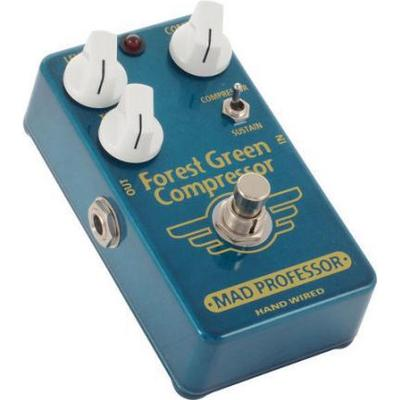 Mad Professor Forest Green Compressor (Hand Wired)