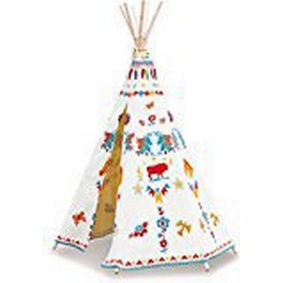 Vilac Vilac8625 Indian Teepee by Nathalie Lete
