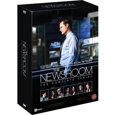 Newsroom: Complete series (10DVD) (DVD 2015)