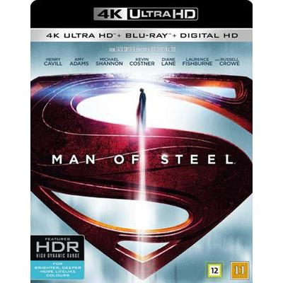 Man of Steel (24K Ultra HD + Blu-ray + Digital) (Unknown 2013)