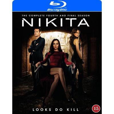 Nikita: Säsong 4 (Blu-ray) (Blu-Ray 2014)