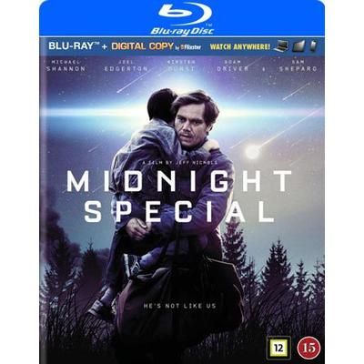 Midnight special (Blu-ray) (Blu-Ray 2016)