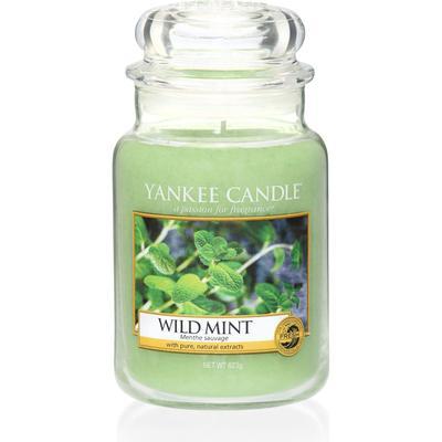 Yankee Candle Wild Mint 623g Doftljus