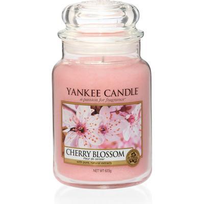 Yankee Candle Classic cherry blossom 623g Doftljus